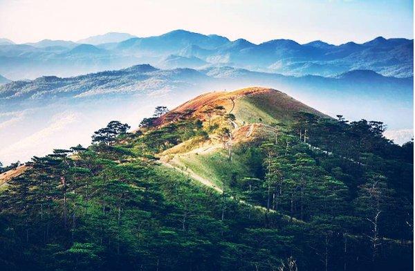 Tà Năng Phan Dũng – cung trekking đẹp nhất Việt Nam
