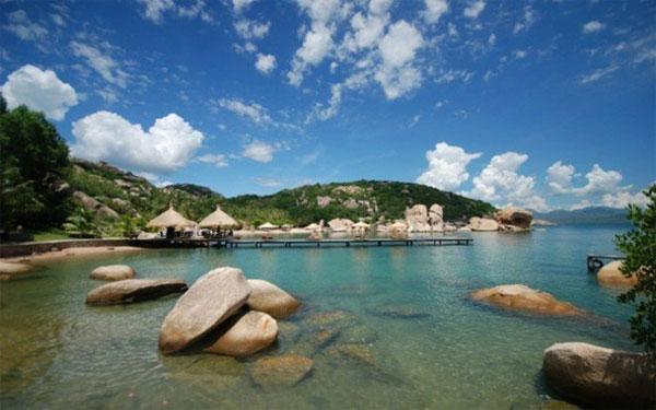 Hè về khám phá Bình Ba và cụm đảo 'Tam Bình' đẹp như tranh