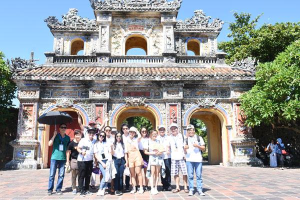 Trại hè Việt Nam 2016: Tuổi trẻ kiều bào với cố đô Huế