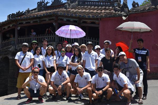 Trại hè Việt Nam 2016: Khám phá Hội An và Thánh địa Mỹ Sơn