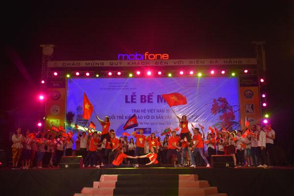 Bế mạc Trại hè Việt Nam 2016: Những giọt nước mắt chia tay lưu luyến