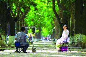 Hà Nội – Nơi cất giữ những kỉ niệm yên bình