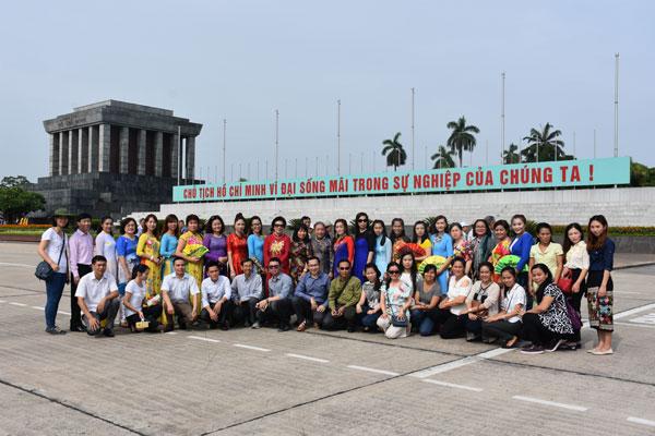 Lịch sử và Văn hóa dân tộc khơi nguồn cảm hứng cho giáo viên dạy tiếng Việt ở nước ngoài