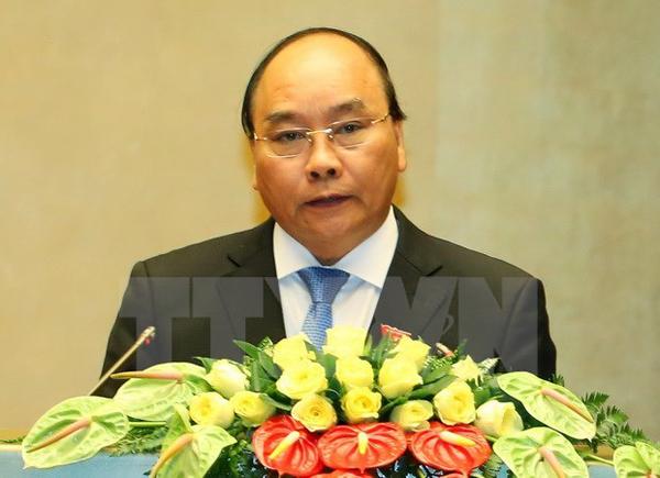 Thủ tướng Nguyễn Xuân Phúc chỉ đạo công tác ngoại giao phục vụ phát triển