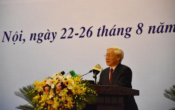 Toàn văn phát biểu của Tổng Bí thư tại Hội nghị ngoại giao lần thứ 29