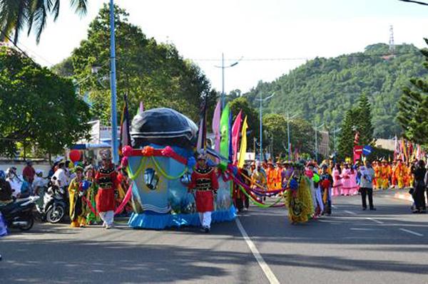 Lễ hội Nghinh Ông đình Thần Thắng Tam  - Nét đặc sắc trong văn hóa ngư dân biển