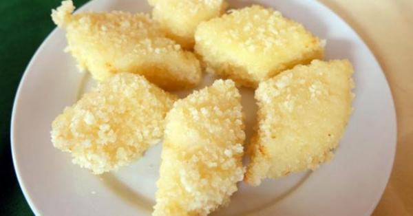 """Chả ngô sữa đậu - món chay trên """"núi thiêng"""" Yên Tử"""