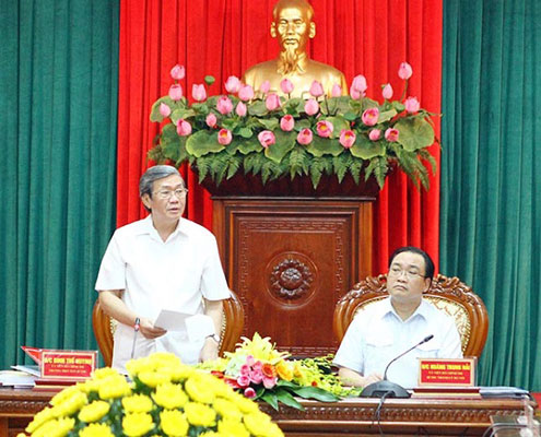 Hà Nội phải xử nghiêm cán bộ tham nhũng, gây phiền hà cho dân