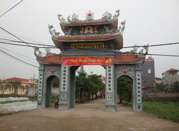 Văn hoá làng Đông Trù – truyền thống và biến đổi