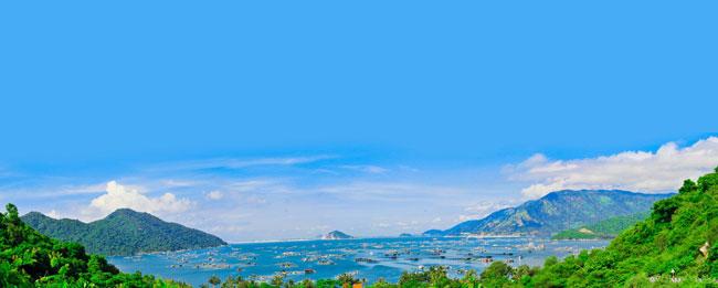 Vịnh Vân Phong – nàng công chúa trên biển cả