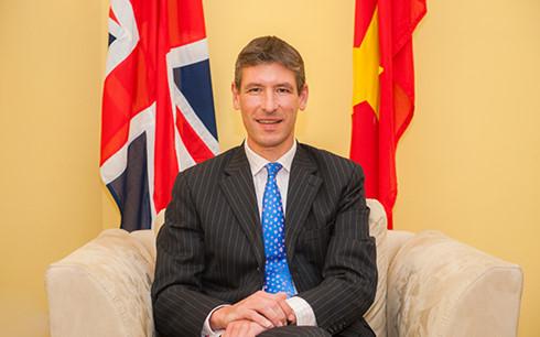 Đại sứ Anh: Chính phủ Việt Nam đang gửi đi thông điệp tích cực