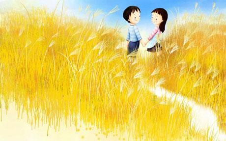 Nhớ bông cỏ may tuổi thơ
