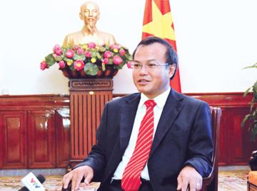 Thứ trưởng Vũ Hồng Nam