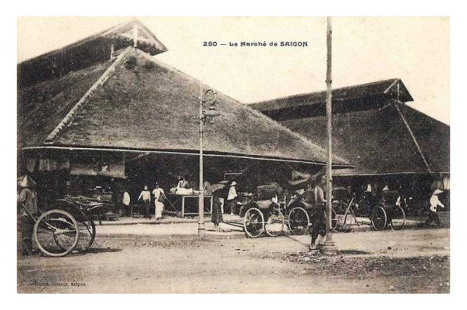 Chợ Bến Thành xưa tên thật là gì?