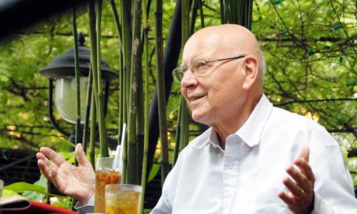 Người Việt tại Séc thương tiếc Tiến sĩ Ivo Vasiljev - nhà Việt Nam học xuất sắc