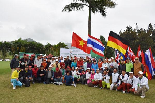 Giải Golf NVNONN toàn thế giới năm 2015