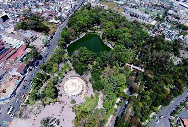 Phát triển bền vững và nâng cao chất lượng môi trường của TP Hồ Chí Minh
