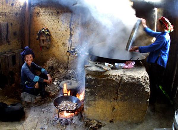 Nghề làm bánh của người Nùng ở Lạng Sơn