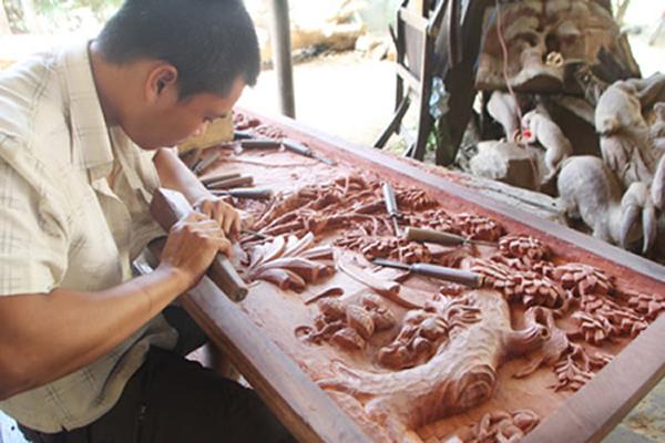 Làng nghề thủ công mỹ nghệ Thái Yên
