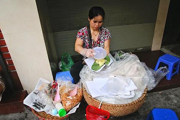 Làng nghề xôi Phú Thượng