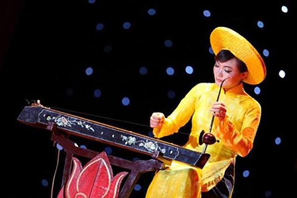 Đàn bầu đậm nét tinh hoa văn hóa Việt Nam