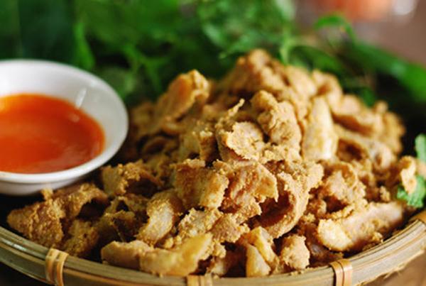 Độc đáo thịt chua Thanh Sơn, Phú Thọ