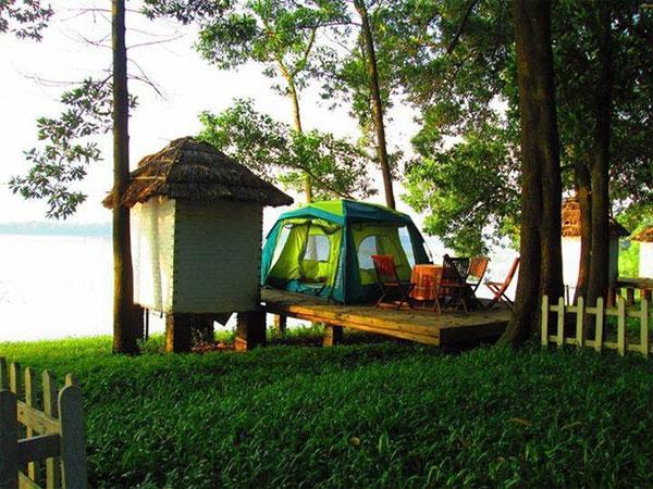 10 khu cắm trại dọc Việt Nam dịp Tết dương lịch
