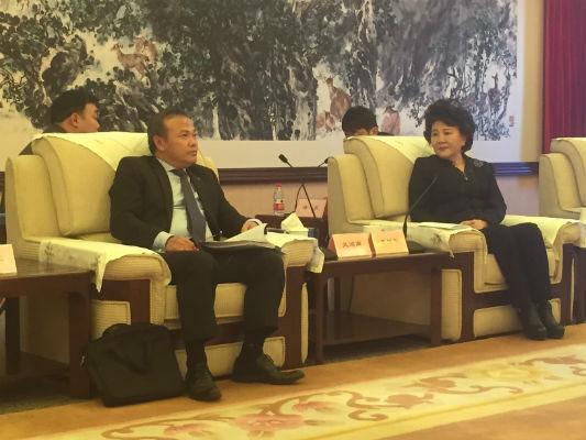 Việt Nam- Trung Quốc trao đổi về công tác kiều dân