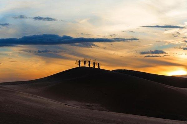 6 đồi cát đẹp mê hồn dọc miền đất nước