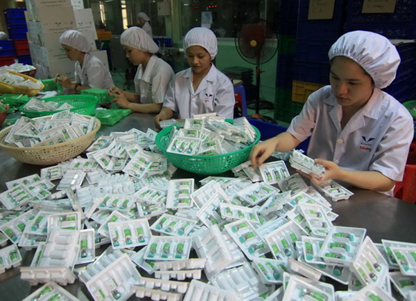 Công ty đầu tiên sản xuất thuốc điều trị ung thư tại Việt Nam