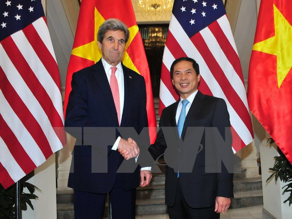 Đề nghị Hoa Kỳ mở cửa hơn nữa cho hàng hóa của Việt Nam