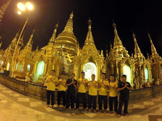 Myanmar - bến đỗ mới của người Việt