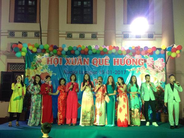 Xuân quê hương cho cộng đồng người Việt tại Singapore và Malaysia