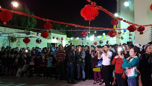 Đại sứ quán Việt Nam tại Ả- rập Xê-út tổ chức Tết cộng đồng