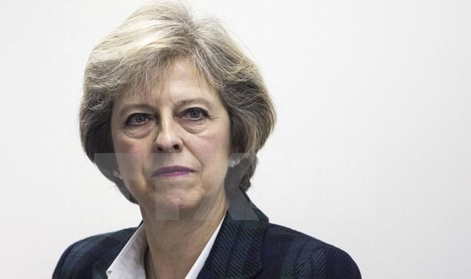 Thủ tướng May tuyên bố nước Anh sẽ tiếp tục dẫn dắt kinh tế thế giới