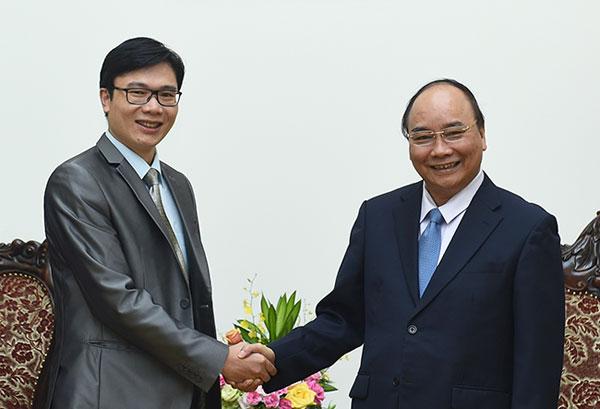 GS.TS Nguyễn Đức Khương và tấm lòng  đóng góp cho sự phát triển nước nhà