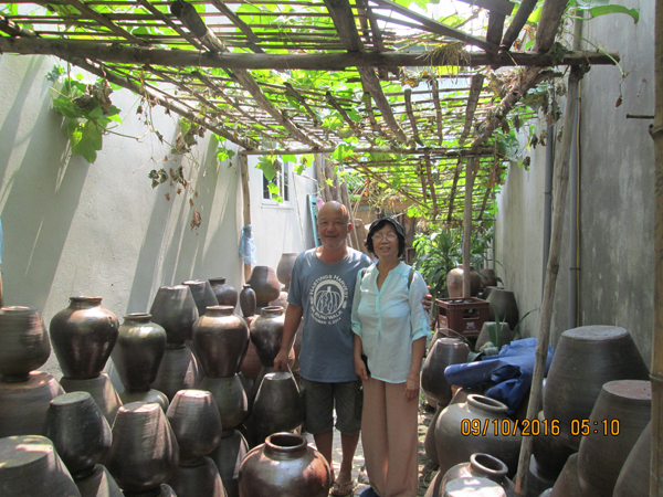 Tết nói chuyện nước mắm Việt