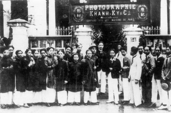 Sài Gòn chuyện đời của phố: Làng Lai Xá, trùm nghề ảnh Sài Gòn