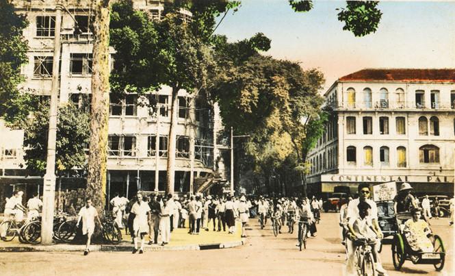 Sài Gòn chuyện đời của phố: Sống giữa trung tâm phố xưa