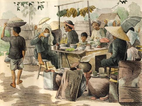 Sài Gòn chuyện đời của phố: Cuộc sống ven đô thời Pháp thuộc