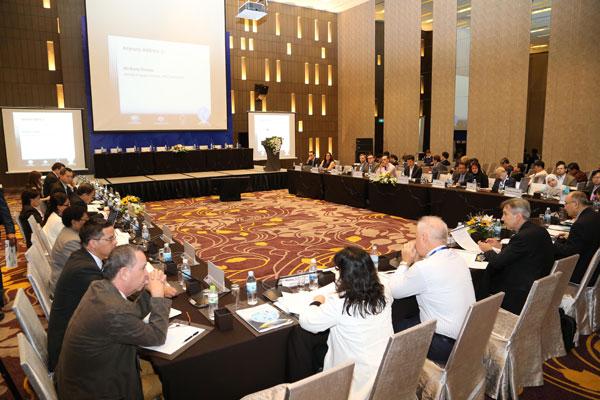 Hội nghị lần thứ nhất các quan chức cao cấp APEC (SOM 1) và các cuộc họp liên quan bắt đầu tại thành phố Nha Trang