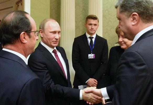Nghị sỹ Ukraine nói về kế hoạch bãi bỏ lệnh trừng phạt với Nga