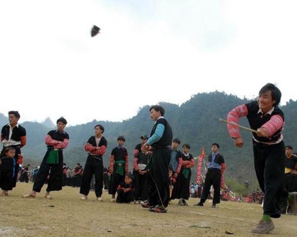 Tù lu, trò chơi ngày tết của người Mông