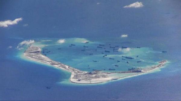 ASEAN muốn ngăn chặn tình trạng quân sự hóa ở Biển Đông