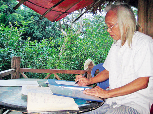 Sách Thái cổ là kho tri thức khổng lồ