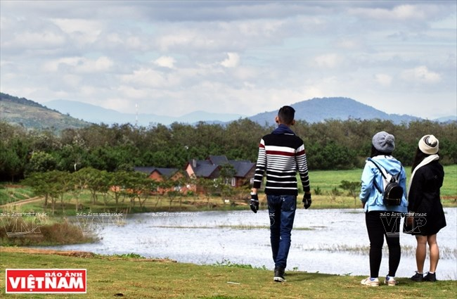 Khám phá khung cảnh thôn quê châu Âu ở Lâm Đồng