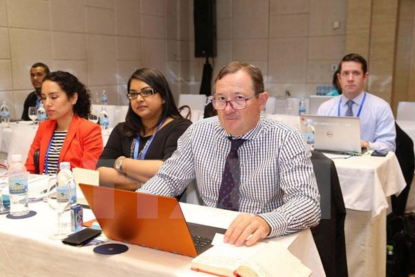 APEC 2017: Hội nghị SOM 1 bước vào ngày làm việc thứ bảy