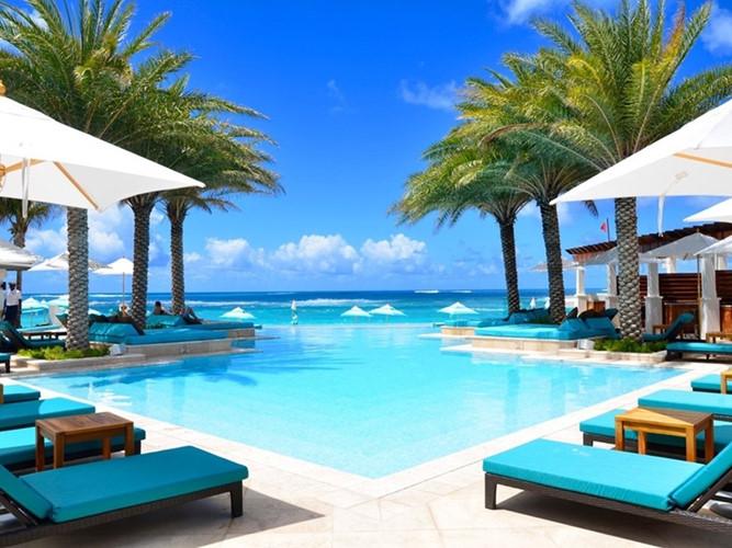 Điểm danh những bể bơi vô cực có tầm nhìn tuyệt đẹp trên thế giới