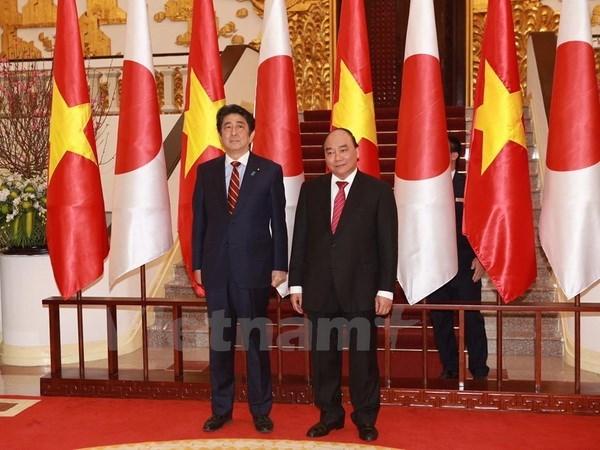 Quan hệ Việt Nam-Nhật Bản: Đối tác chiến lược toàn diện