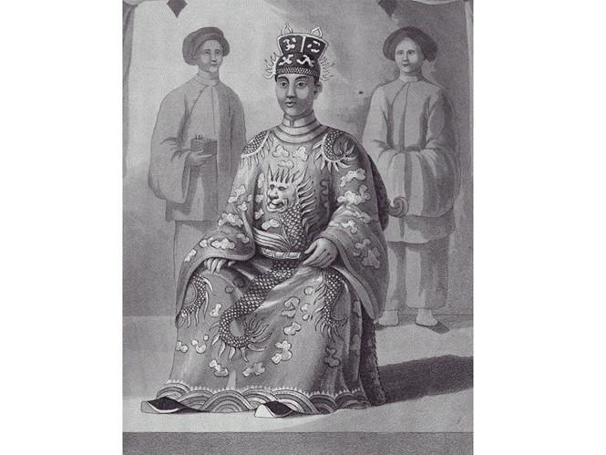 Kinh thành Huế đầu thế kỷ XIX: Diện kiến vua Minh Mạng